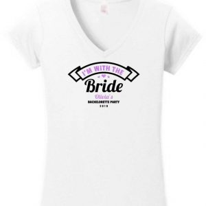 Bachelorette- I'm here with the Bride